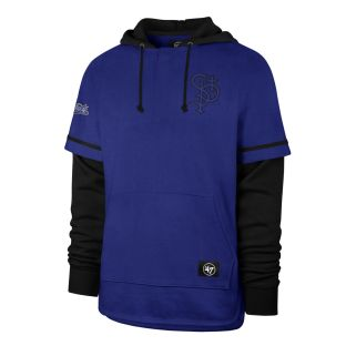 47 Brand Shortstop Hooded Sweatshirt