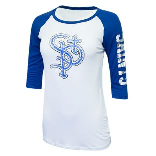 5th & Ocean Women's Rayon 3/4 Jersey T-Shirt