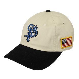 American Needle United Slouch Flag Adjustable Hat