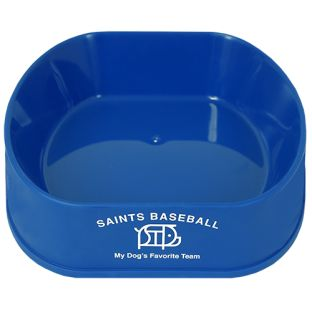 BWM Plastic Dog Bowl