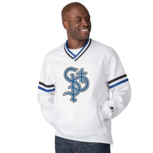 GIII The Reliever V-Neck Pullover Jacket