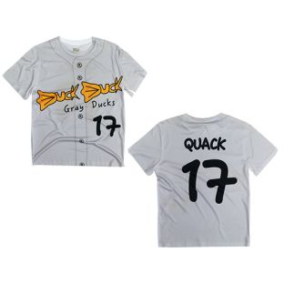 Signature Sublimated Youth Duck Duck Jersey