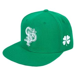 Top of the World Irish Fortunate Snapback Hat