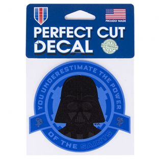 Wincraft Star Wars Darth Vader 4X4 Decal